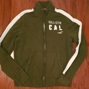 Hollister Distressed Jacket XLarge